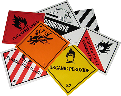 Storage of hazardous substances